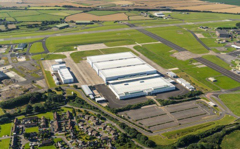 ston Martin Announces Significant New Investments in the UK