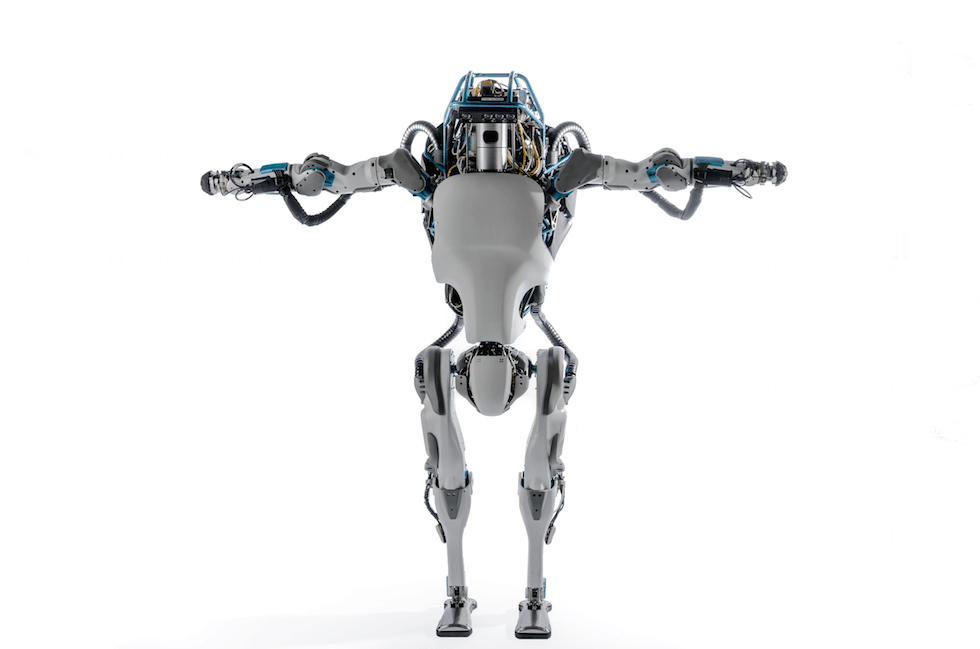 Atlas Robot image courtesy of Boston Dynamics