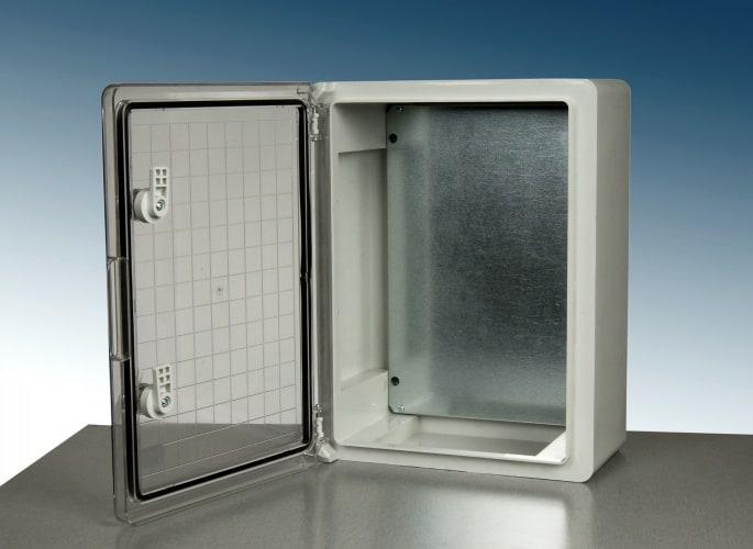Hylec - Transparent 2 Key Open