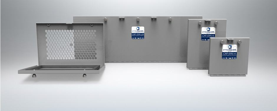 IRISS085 CAP-ENV windows