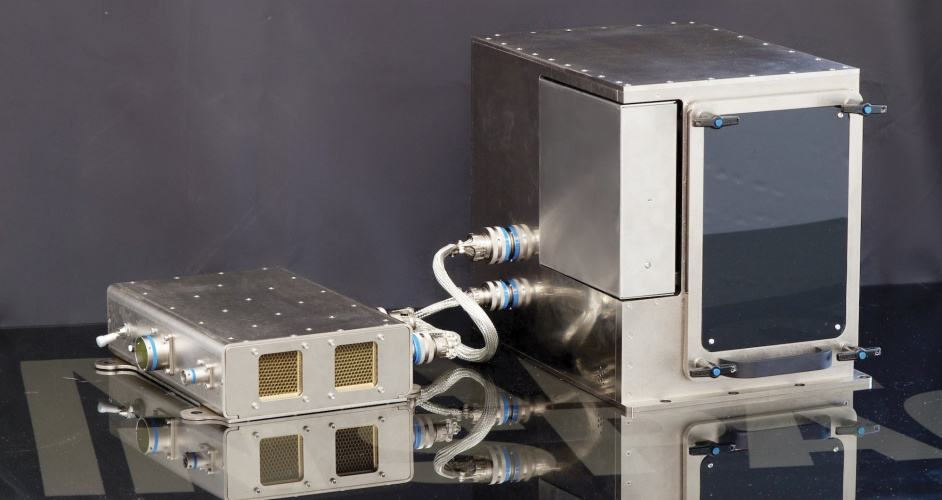 The ISS already has a 3D printer on-board,