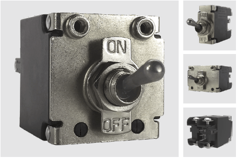 MS-Series Circuit Breaker