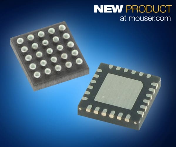 Mouser - Maxim MAX14827, Industry's Smallest IO-Link Device Transceiver