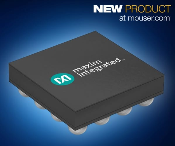 Mouser - Power Monitoring with Maxim's MAX44298 IC