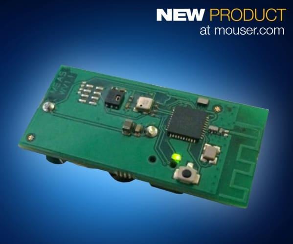 Mouser - TE MEAS Bluetooth Sensor Board
