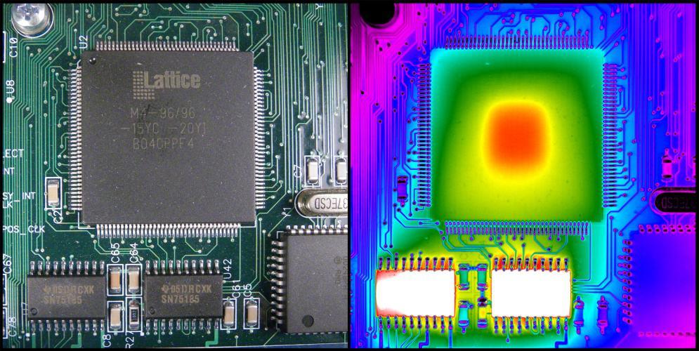Circuit board Collage