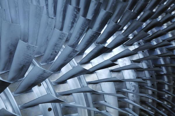UV/light cure masking resin from Intertronics - process protection for turbine components