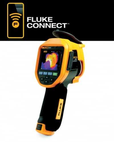 M0415fl - Fluke Ti400 Thermal Camera