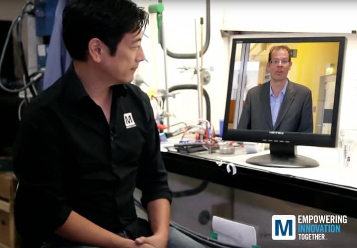 Mouser - EIT Power Infineon Adam White