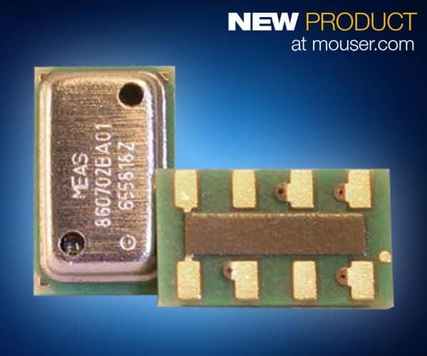 Mouser - TE Connectivity MS8607-02BA01 PHT Sensor