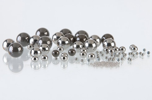 Coloured Races, Ball Bearings and Fittings 061011