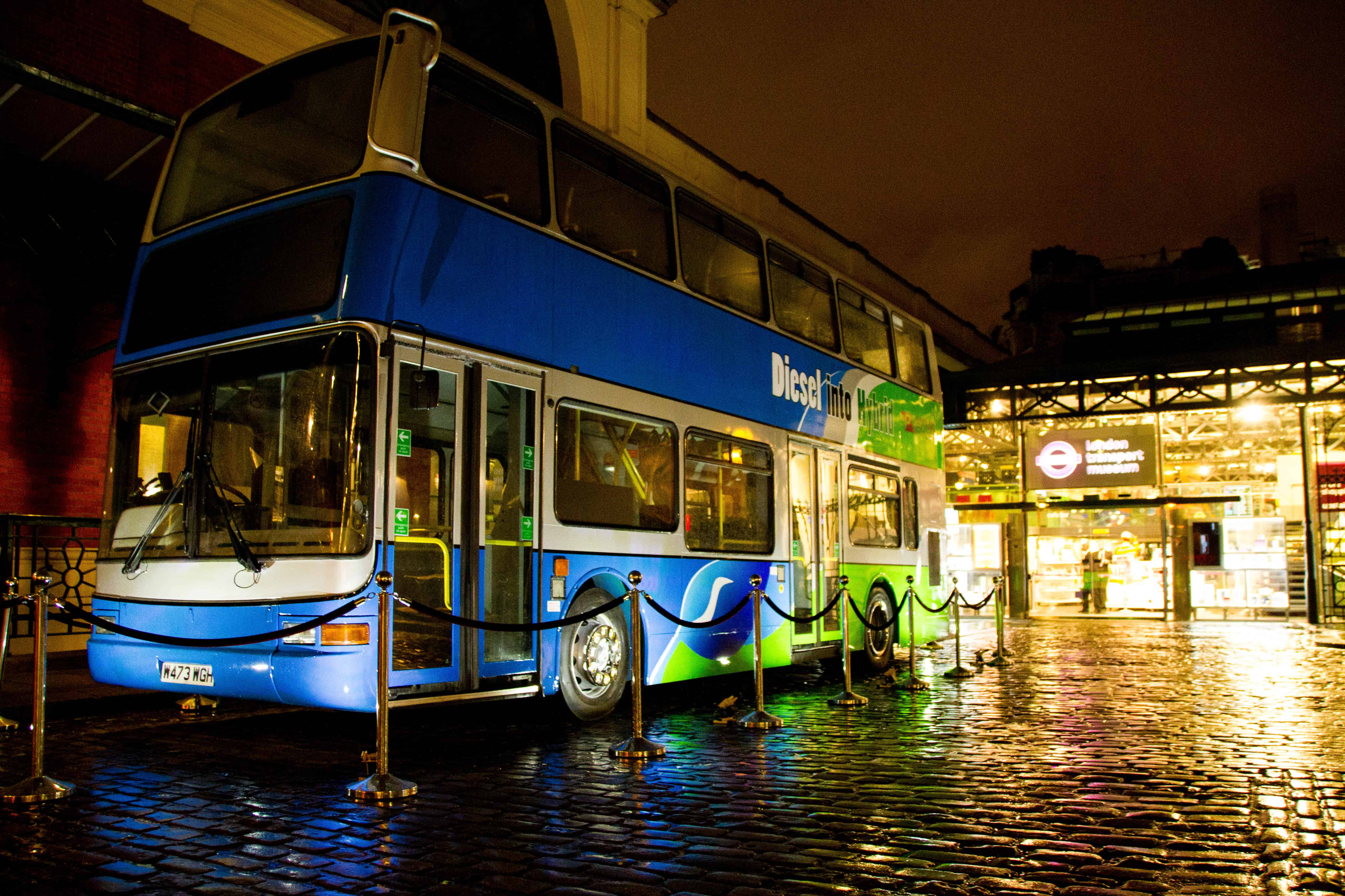 Vantagew is currently in talks with numerous bus operators in the UK