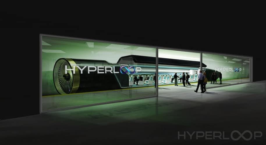 (Credit: Hyperloop)