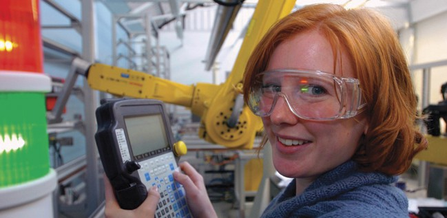 Women in Engineering day will be part of Engineering UK's efforts to create a more even gender balance