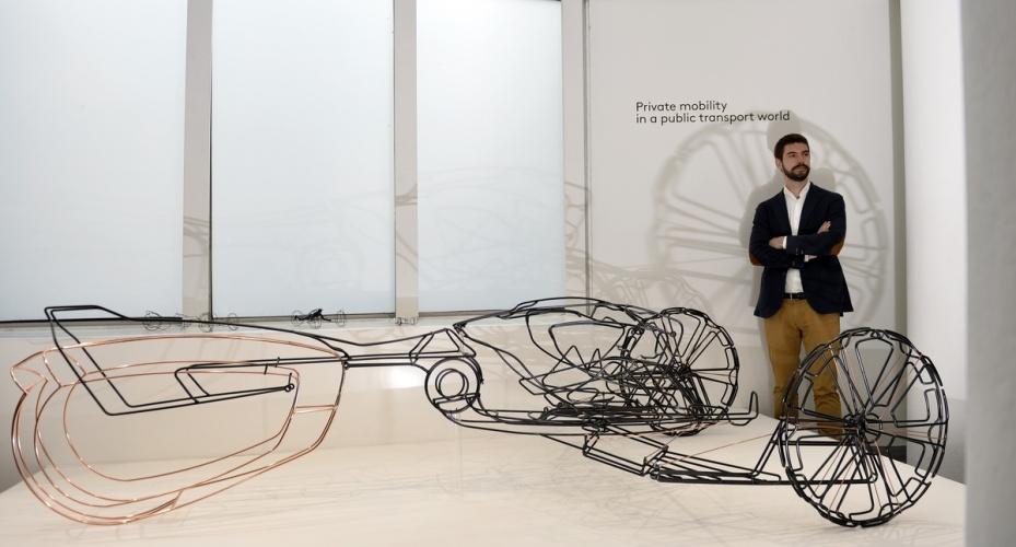 Javier Garcia-Gallardo won Best Design Interpretation.