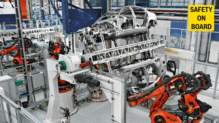 Systems must be able to respond quickly to changes on the production line
