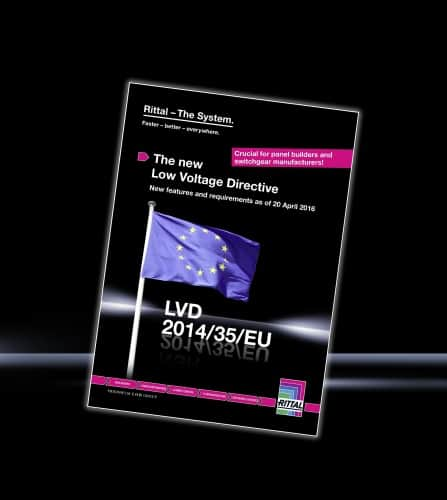 Rittal Low Voltage Directive Guide 2016 RESIZED