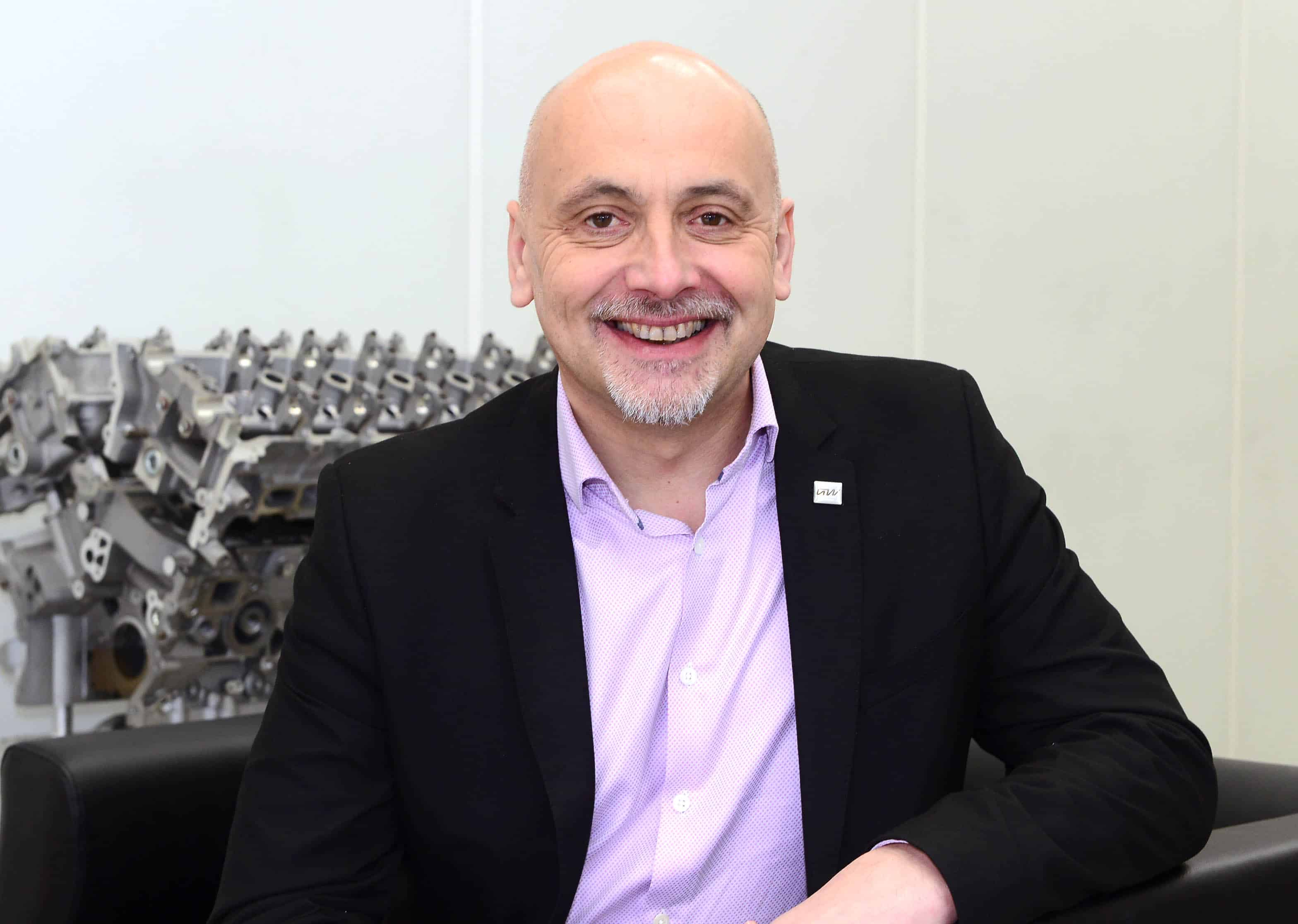 G'&W head of engineering Keith Denholm