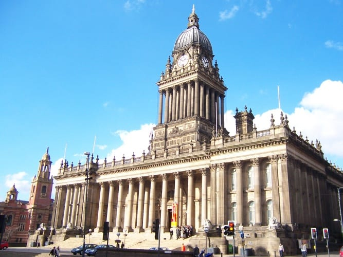Leeds is the most likely location for a pilot conversion scheme