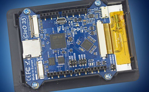 Mouser_HMI-Shield