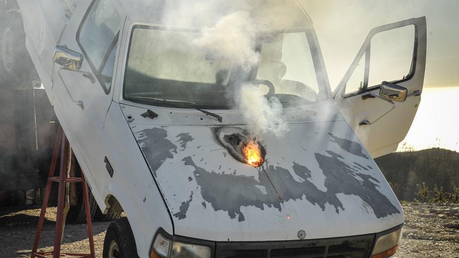 laser-truck
