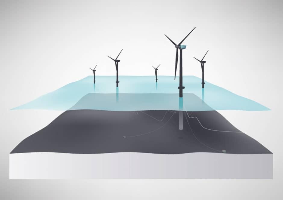 Statoil har tatt endelig investeringsbeslutning om å bygge verdens første flytende vindpark: Hywind pilotpark utenfor kysten av Peterhead i Aberdeenshire, Skottland.
