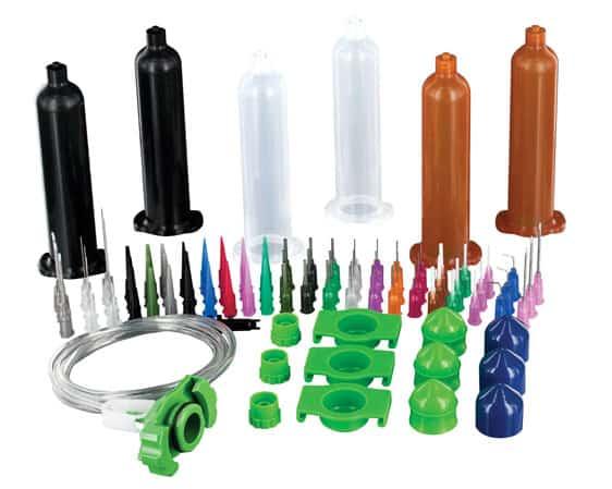 Intertronics announces premium dispensing components range