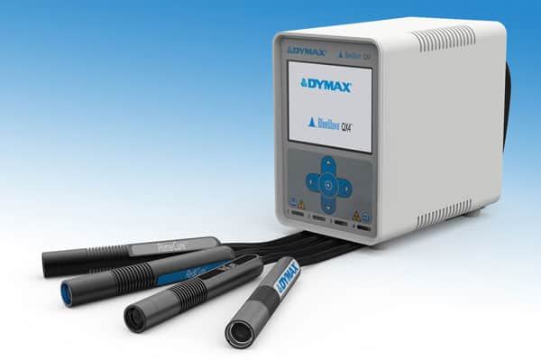 Achieving the benefits of LED UV curing - from Intertronics