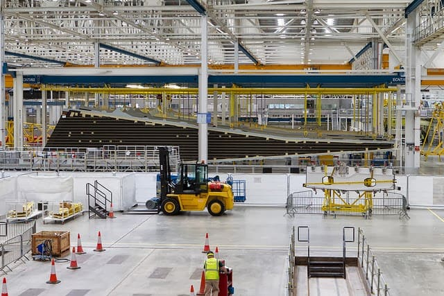 A350 wing covers are the largest composite aerospace components currently made