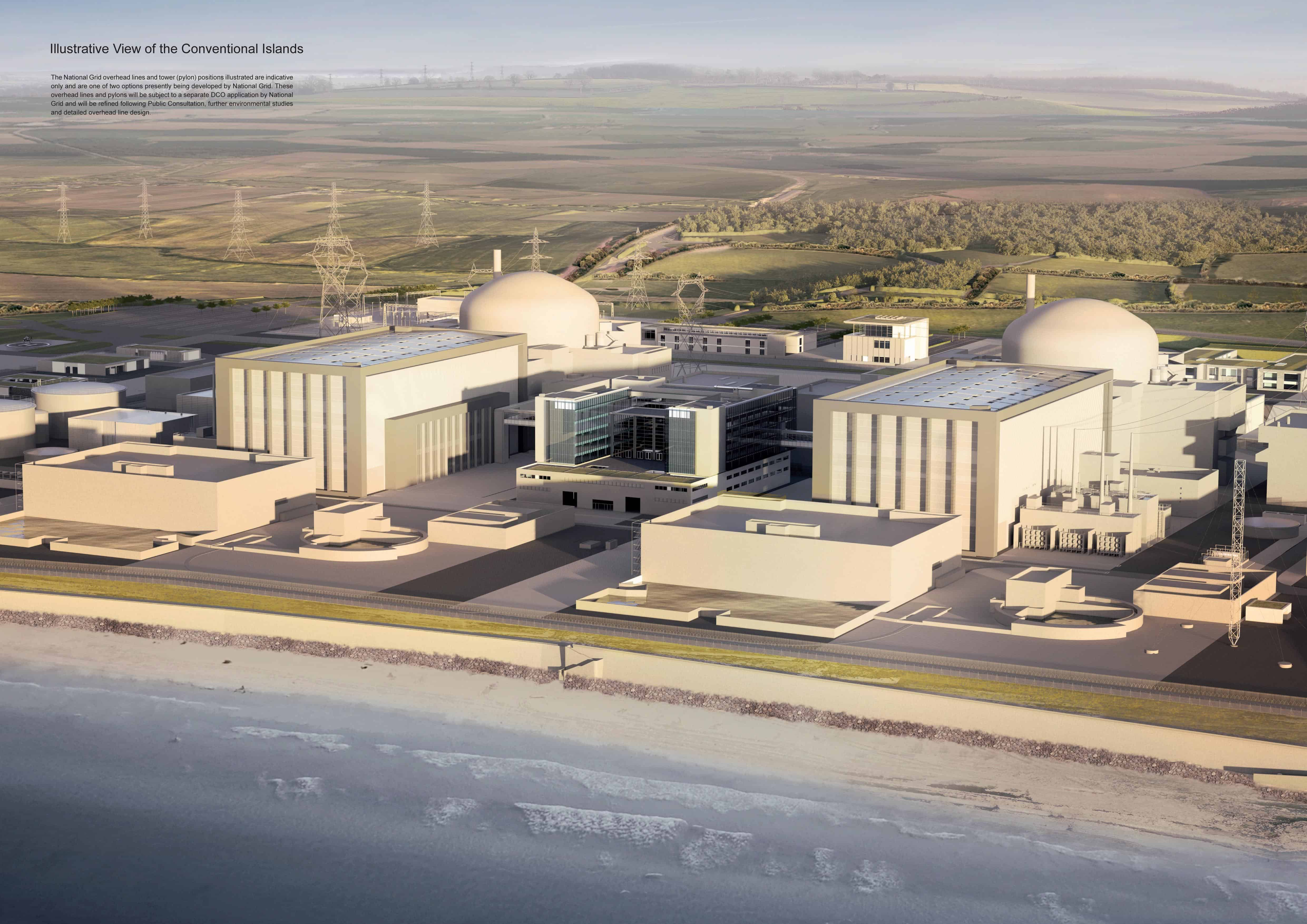 Hinkley C will generate an estimated 25,000 jobs