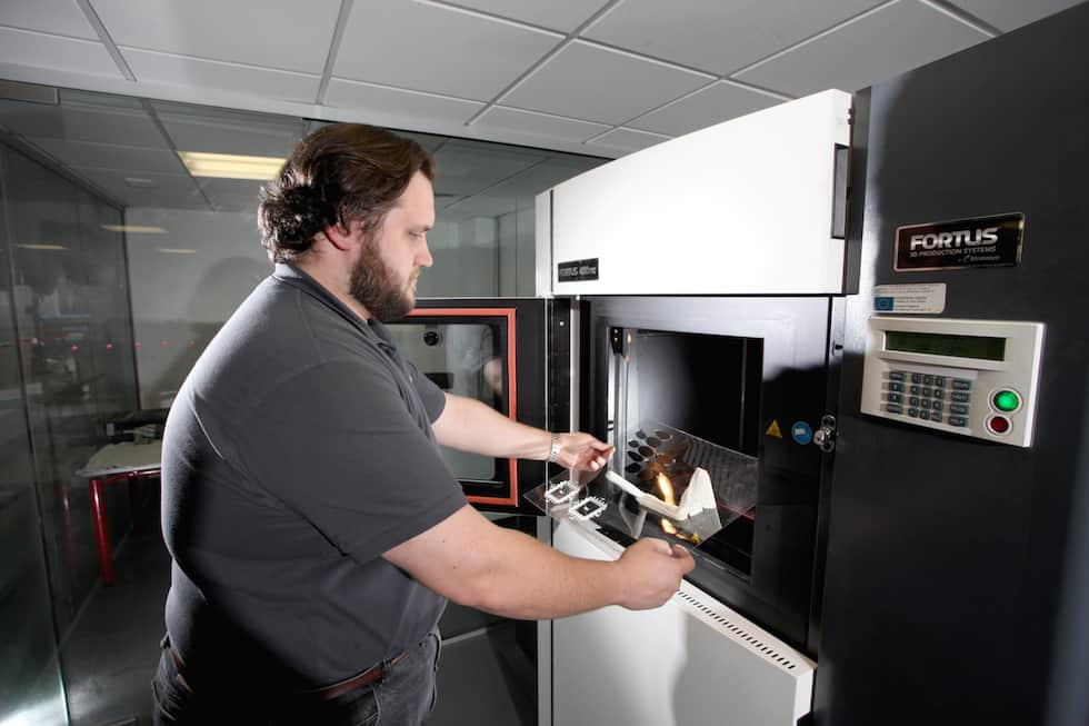 3D printing at KWSP