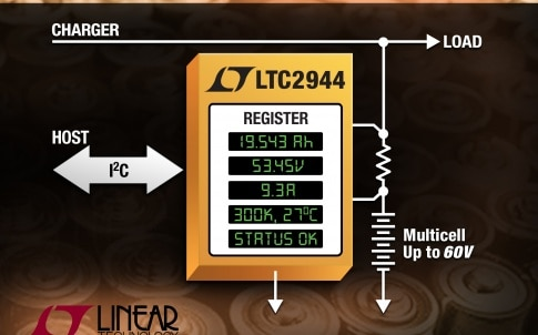 multicell battery monitor