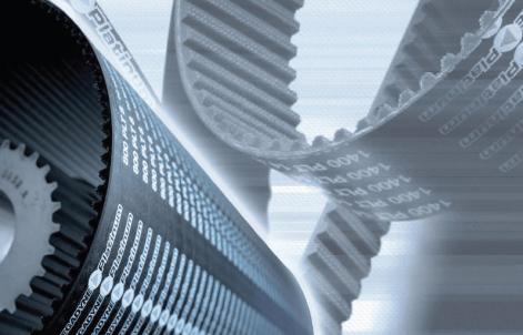 rubber-based synchronous power transmission belt
