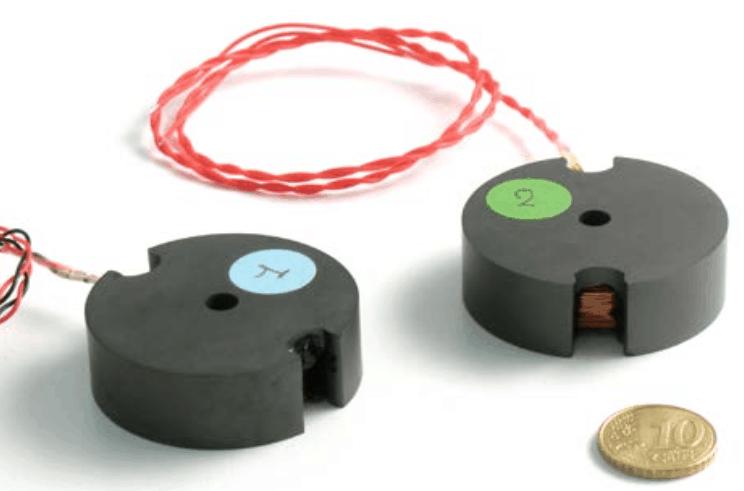 Contactless inductive sensor