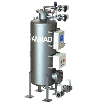 High-efficiency water filtration system DVF600 Industrial