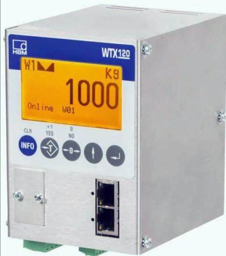 WTX120 weighing terminal