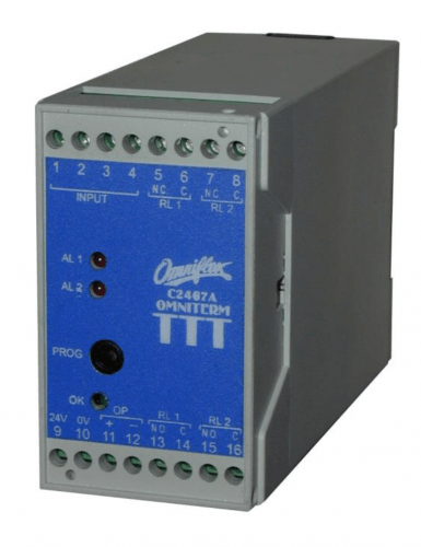 Universal electrical trip and transmitter
