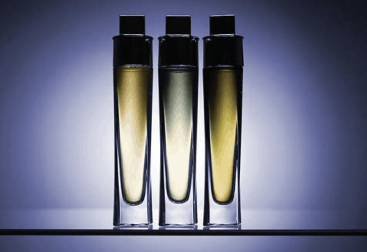 Oxidation stability of fragrance ingredients