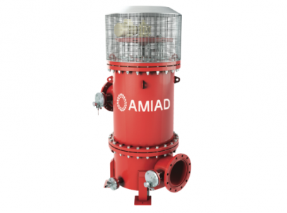 Omega Series automatic self-cleaning filter