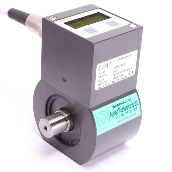 rotary torque transducer display