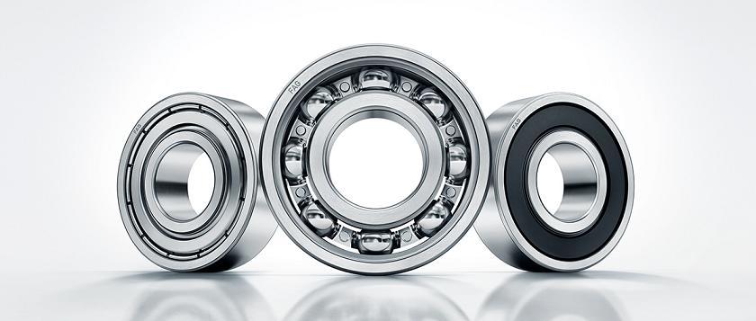 Deep-groove-ball-bearings