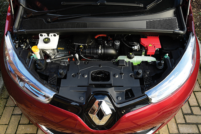 The Engineer Drives Going Electric With The Renault Zoe Z E 40 The Engineer The Engineer