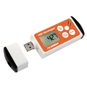 multiple use temperature and humidity data loggers