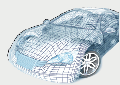 Acoustic simulation for seal components