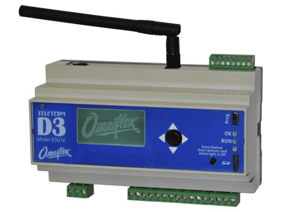 eleterm D3G Remote Terminal Unit