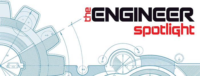The Engineer Spotlight logo