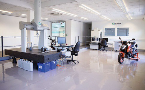 Silverstone Metrology Facility
