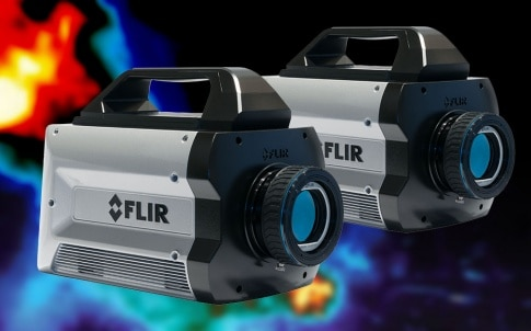 High-speed, longwave thermal cameras