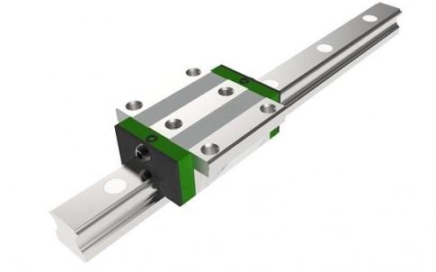 Linear recirculating ball bearing and guideway assemblies