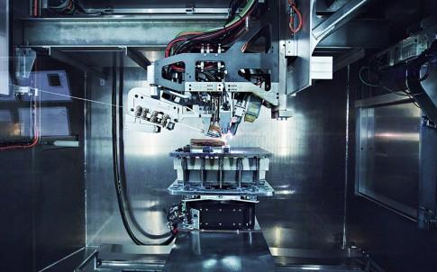 Merke IV producing 787 components